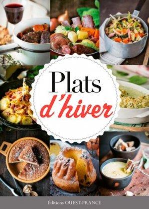 Plats d'hiver - Ouest-France - 9782737368295 -