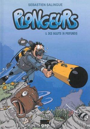 Plongeurs t3 - gap - 9782741705383 -