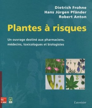 Plantes à risques - tec et doc / em inter / lavoisier - 9782743009076 -