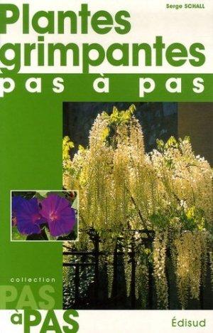 Plantes grimpantes - edisud - 9782744906541 -
