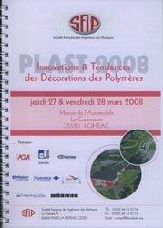 Plast 2008 - societe alpine de publications - 9782756203003 -