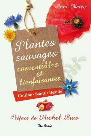 Plantes sauvages et bienfaisantes - de boree - 9782812916731 -