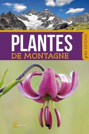 Plantes de montagne - artemis - 9782816006988 -