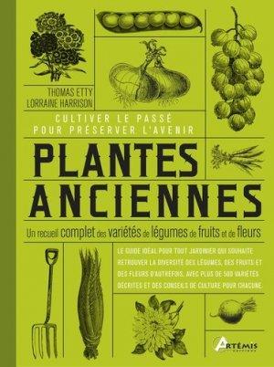 Plantes anciennes - artemis - 9782816014143 -