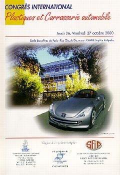 Plastiques et carrosserie automobile - sfip - 9782841075225 -