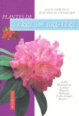Plantes de terre de bruyère - ulmer - 9782841382378 -
