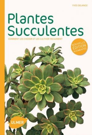 Plantes succulentes - ulmer - 9782841384945 -