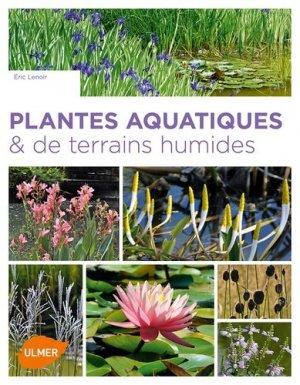 Plantes aquatiques et de terrains humides - ulmer - 9782841388264 -