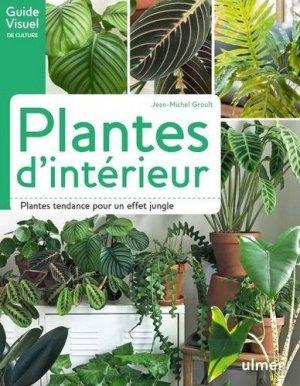 Plantes d'intérieur - Ulmer - 9782841389223 -