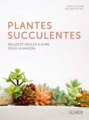Plantes succulentes - ulmer - 9782841389582 -