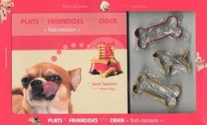 Plat et friandises pour chien - Romain Pages - 9782843504815 -