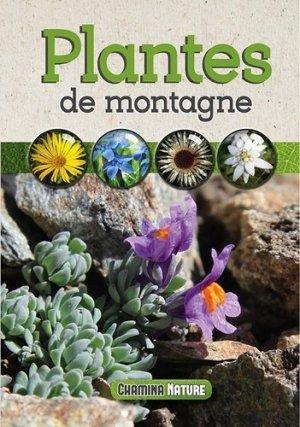 Plantes de montagne - chamina - 9782844664334 -