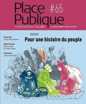 Place Publique N° 65 - Editions Joca Seria - 9782848093048 -
