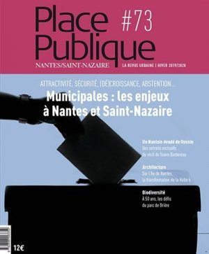 Place Publique N° 73 - Editions Joca Seria - 9782848093352 -
