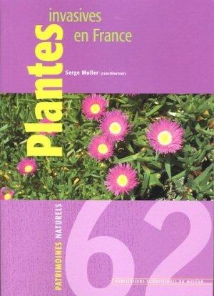 Plantes invasives en France - museum national d'histoire naturelle - 9782856535707