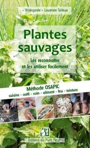 Plantes sauvages - puits fleuri - 9782867396571 -