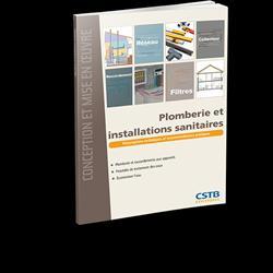 Plomberie et installations sanitaires - cstb  - 9782868916457 -
