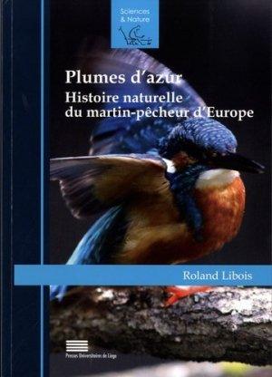 Plumes d'azur - PRESSES AGRONOMIQUES DE GEMBLOUX - 9782870161562 -