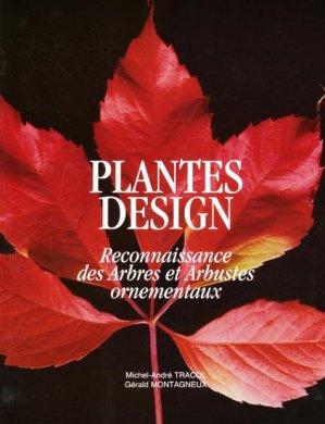 Plantes design - mat - 9782902646289 -