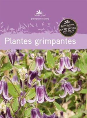 Plantes grimpantes - horticolor - 9782904176401 -