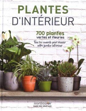 Plantes d'intérieur - horticolor - 9782904176456 -