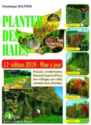 Planter des haies 2018 - sciences et techniques agricoles - 9782907710077 -