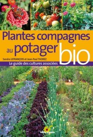 Plantes compagnes au potager bio - terre vivante - 9782914717878 -