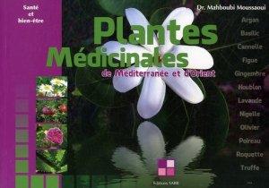 Plantes médicinales de Méditerranée et d'Orient - Editions Sabil - 9782917034361 -