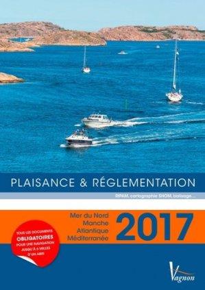 Plaisance et réglementation 2017 - vagnon - 9791027101023 -