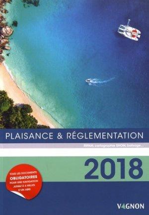Plaisance et réglementation 2018 - vagnon - 9791027101306 -