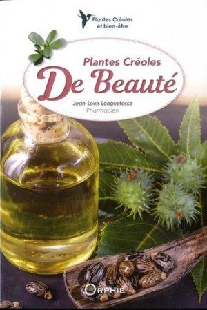 Plantes Créoles de Beauté - Orphie - 9791029803239 -