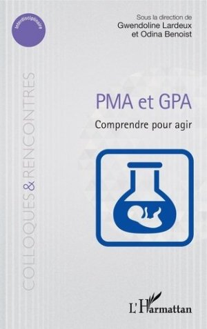 PMA et GPA - l'harmattan - 9782343183077 -