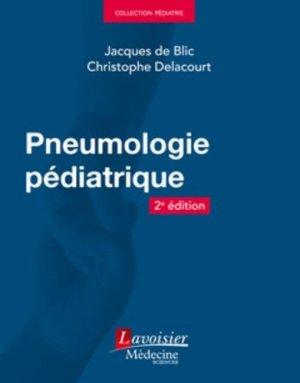 Pneumologie pédiatrique - lavoisier msp - 9782257207203 -