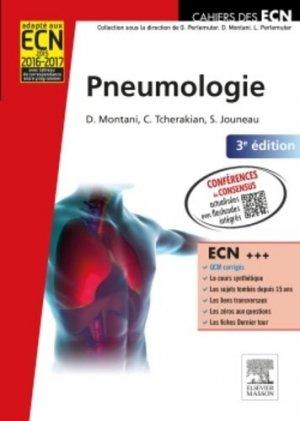 Pneumologie - elsevier / masson - 9782294097072 -