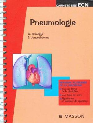 Pneumologie - elsevier / masson - 9782294702815 -
