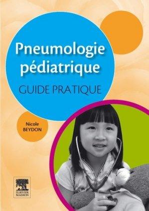 Pneumologie pédiatrique - elsevier / masson - 9782294709326 -