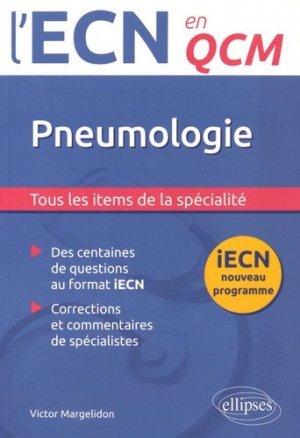 Pneumologie - ellipses - 9782340005884