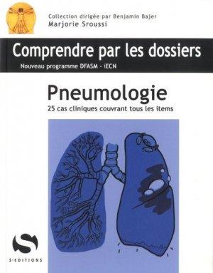 Pneumologie - s editions - 9782356401076 -