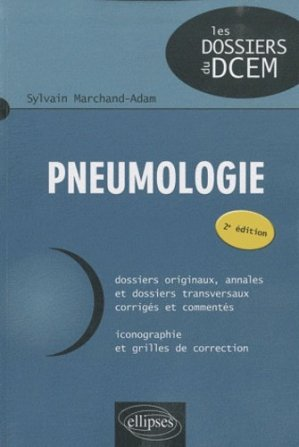 Pneumologie - ellipses - 9782729861452 -