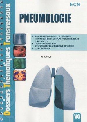 Pneumologie - vernazobres grego - 9782818300329 -