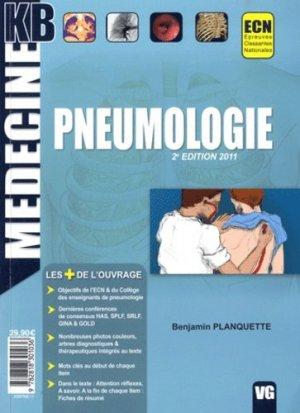 Pneumologie - vernazobres grego - 9782818301036 -