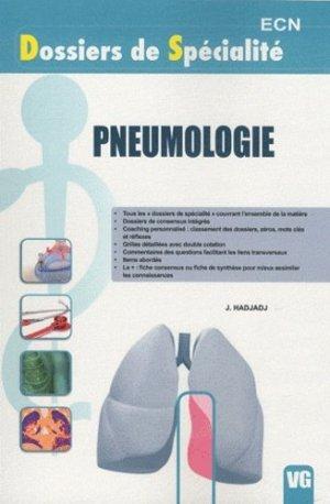 Pneumologie - vernazobres grego - 9782818302095 -