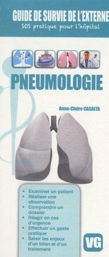 Pneumologie - vernazobres grego - 9782818304853 -