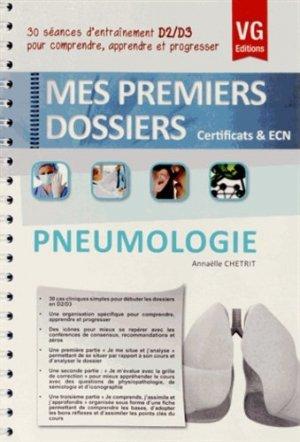 Pneumologie - vernazobres grego - 9782818307519 -