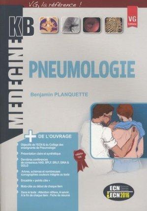 Pneumologie - vernazobres grego - 9782818309414 -