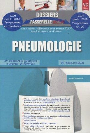Pneumologie - vernazobres grego - 9782818310342 -