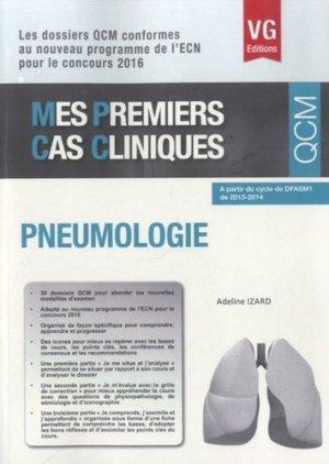 Pneumologie - vernazobres grego - 9782818310977
