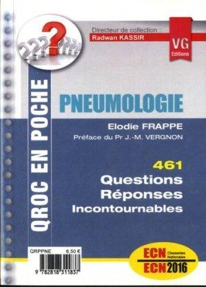 Pneumologie - vernazobres grego - 9782818311837