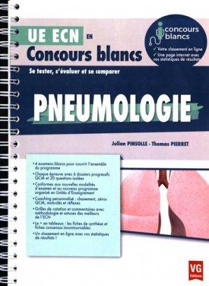 Pneumologie - vernazobres grego - 9782818315361 -