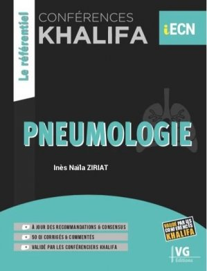 Pneumologie - vernazobres grego - 9782818317600 -